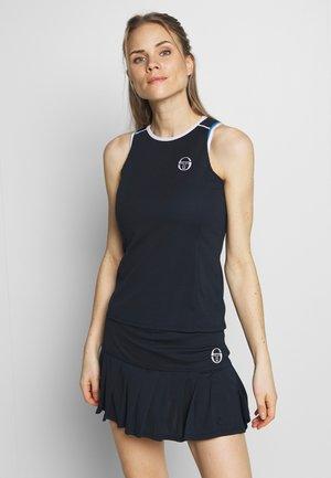 PLIAGE TANK - Sportshirt - navy/white