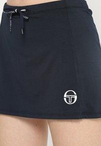 sergio tacchini - EVA  - Sports skirt - navy/white - 5