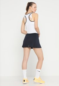 sergio tacchini - EVA  - Sports skirt - navy/white - 2