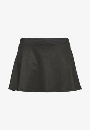 TANGRAM SKORT - Sportovní sukně - black/white