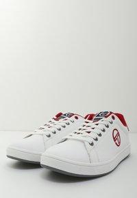sergio tacchini - Trainers - red/white - 2