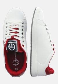 sergio tacchini - Trainers - red/white - 1