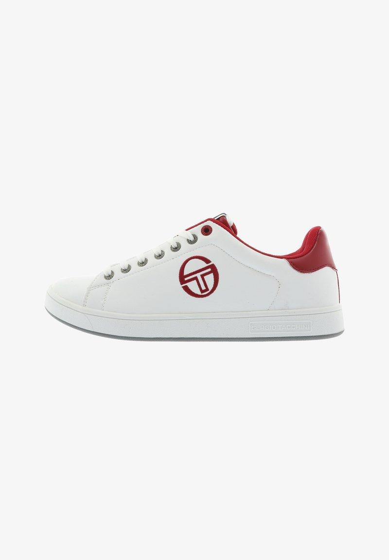 sergio tacchini - Trainers - red/white