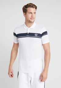 sergio tacchini - YOUNG LINE PRO  - Funktionströja - white/navy - 0