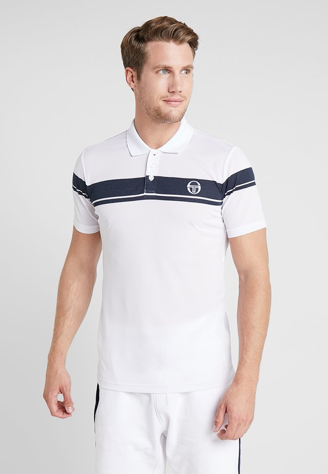 YOUNG LINE PRO  - Funktionsshirt - white/navy