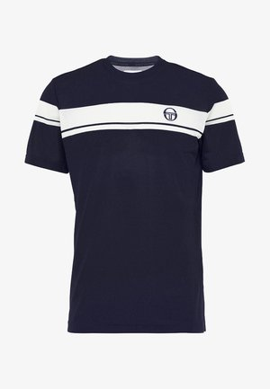 YOUNG LINE PRO - Sportshirt - navy/white