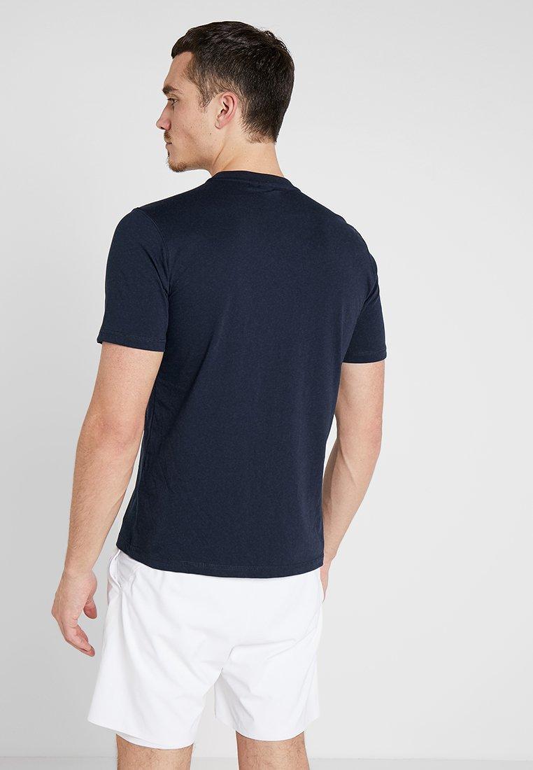 ElbowT Imprimé Sergio shirt Navy Tacchini New GMUVSpqz