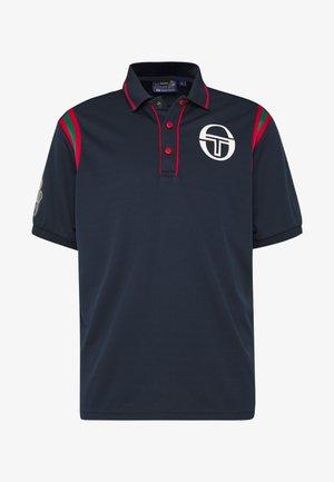 FRISCO STAFF POLO - Poloshirt - navy/apple red