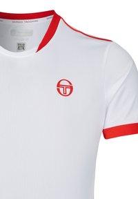 sergio tacchini - CLUB TECH - Sports shirt - red - 2