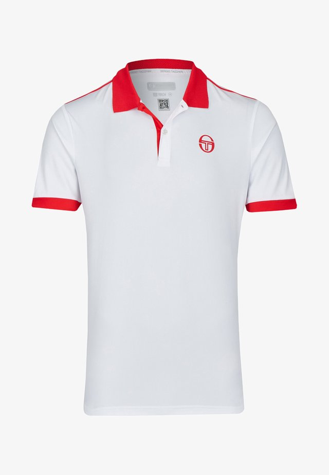 CLUB TECH - Polo shirt - red