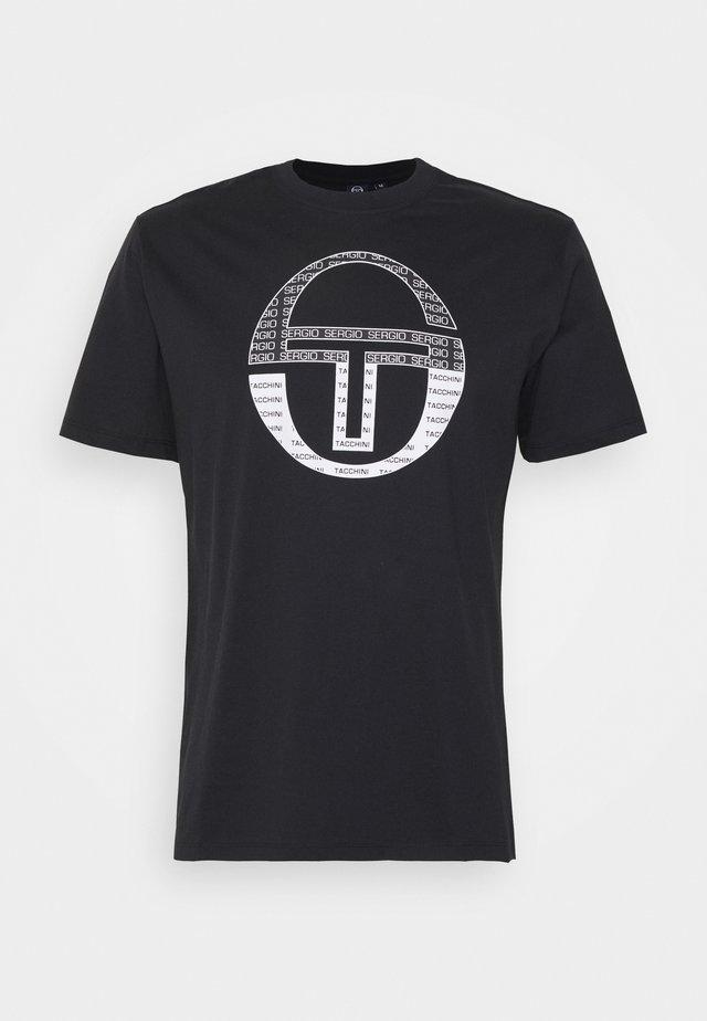 BOTERO - T-Shirt print - black/white