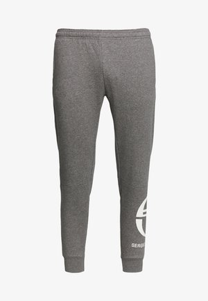 ITZAL PANTS - Trainingsbroek - dark grey melange/black