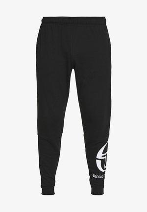 CHALMERS PANTS - Pantalon de survêtement - black/white