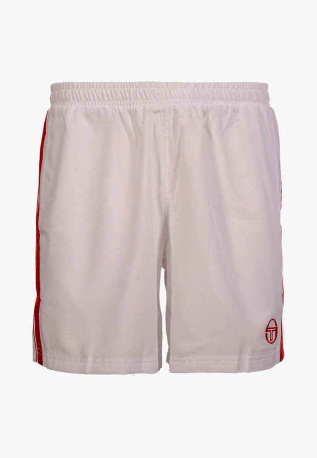 YOUNG LINE - Träningsshorts - white