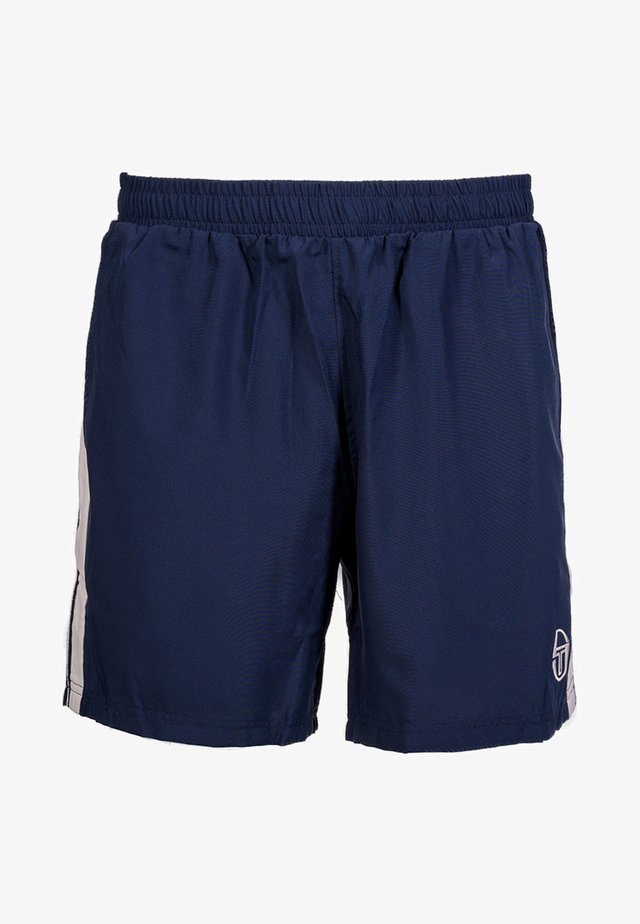 YOUNG LINE - Träningsshorts - dark blue