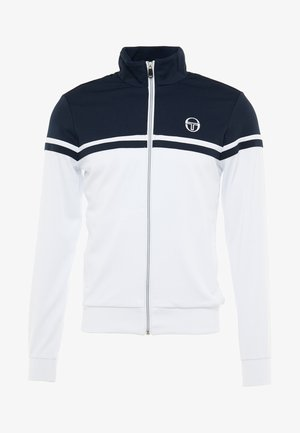 YOUNG LINE PRO TRACKTOP - Training jacket - white/navy