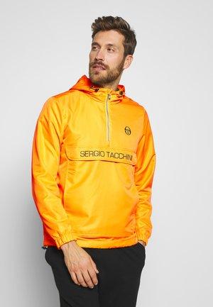 CINTO  - Giacca leggera - saffron yellow/navy