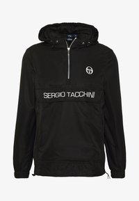 sergio tacchini - CINTO  - Veste légère - black/white - 3