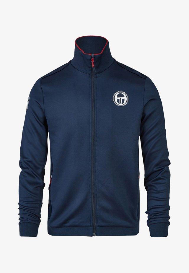NEW IONAS - Training jacket - dark blue