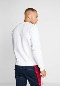 sergio tacchini - ZELDA - Sweatshirt - white/navy - 2