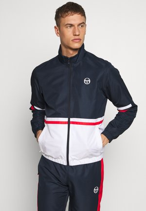FELIX TRACKSUIT - Chándal - navy/white/vintage red