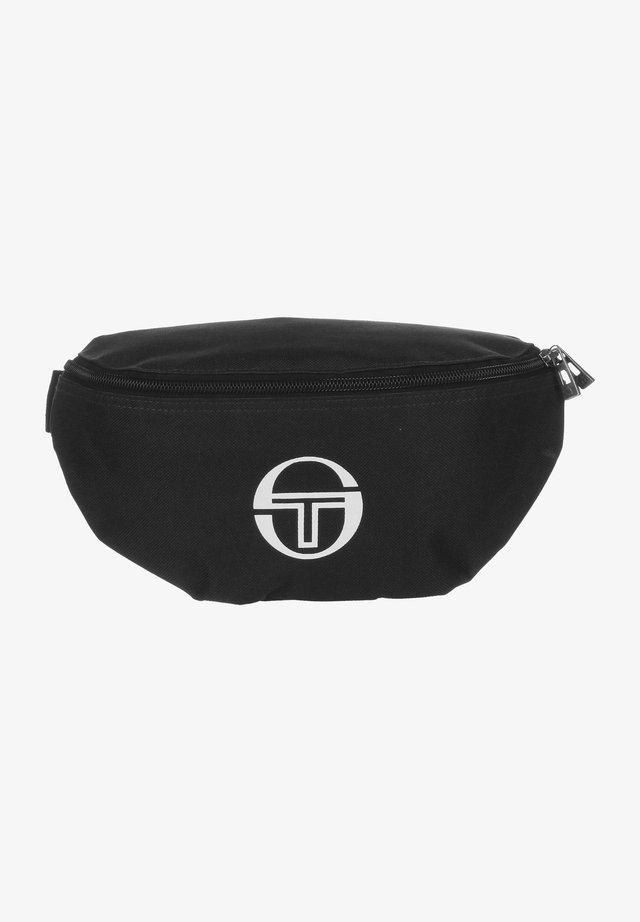 IREINA - Bum bag - black / white
