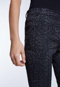 SET - Trousers - grey/black - 3