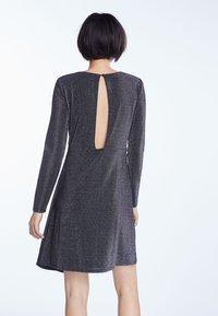 SET - Vestido informal - silver - 1