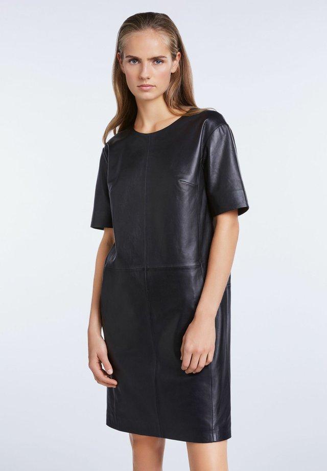 SET - Korte jurk - black