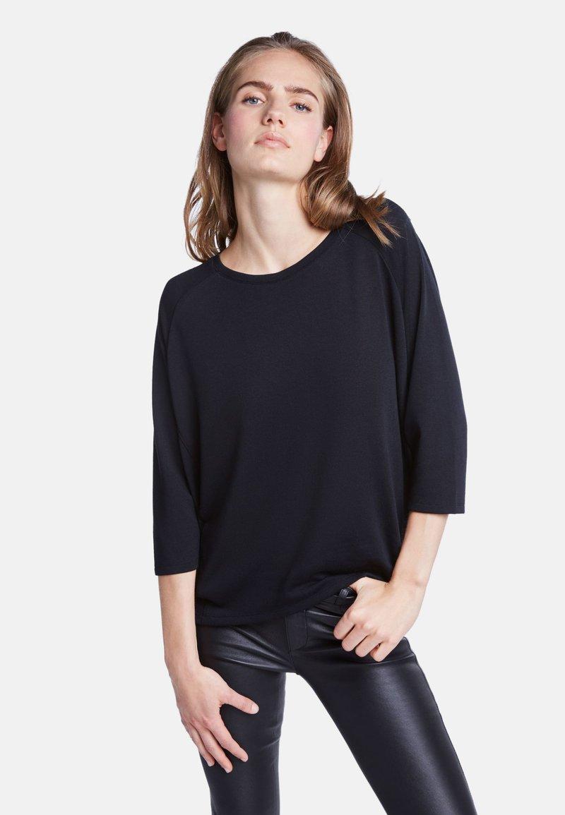 SET - Langarmshirt - black