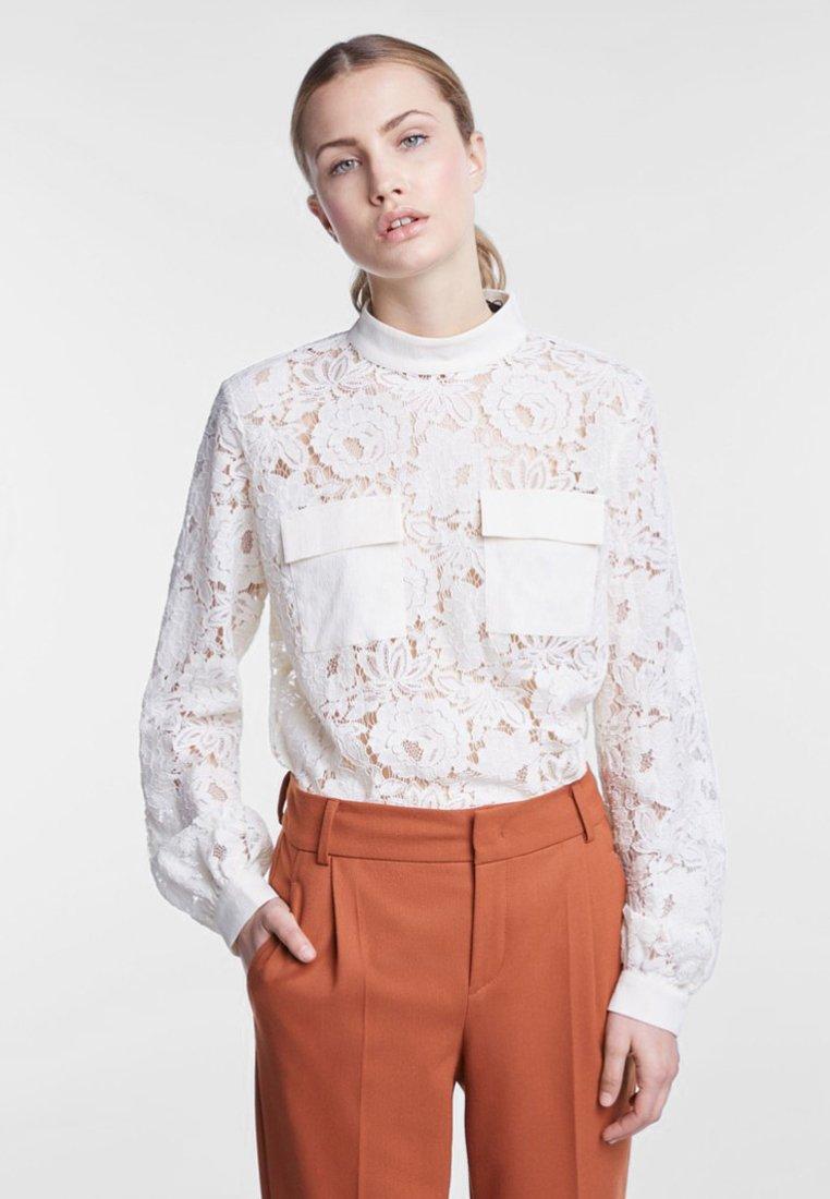 SET - Blouse - white