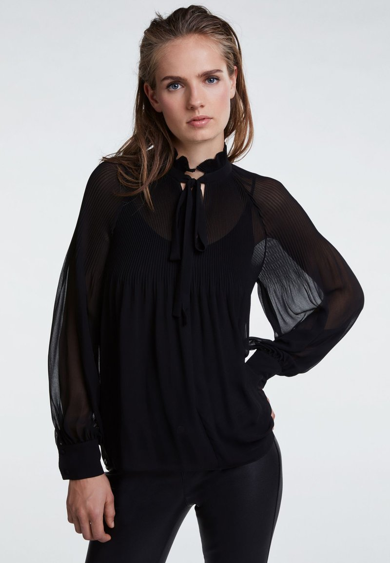 SET - Blouse - black