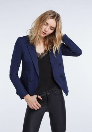 Blazer - maritime blue