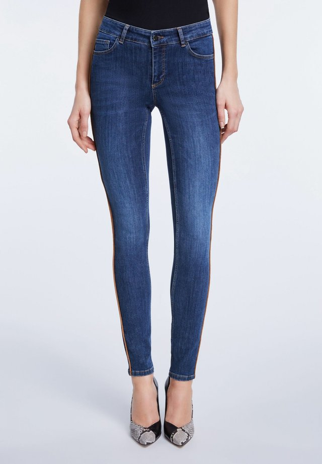 Jeans Skinny Fit - bright blue