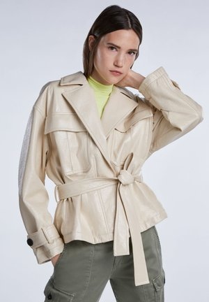 Outdoor jacket - wood ash