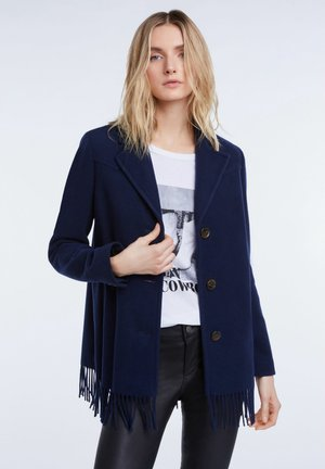 Light jacket - maritime blue