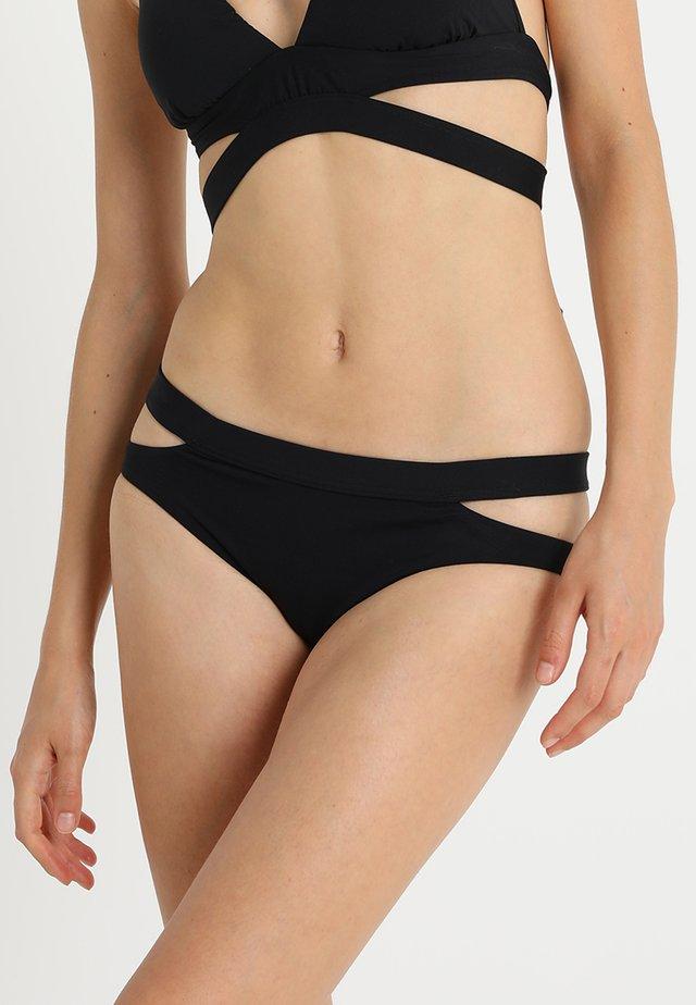ACTIVE SPLIT BAND HIPSTER - Bikiniunderdel - black