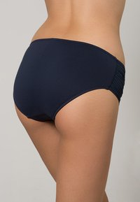 Seafolly - PLEATED RETRO - Bikini bottoms - indigo - 1