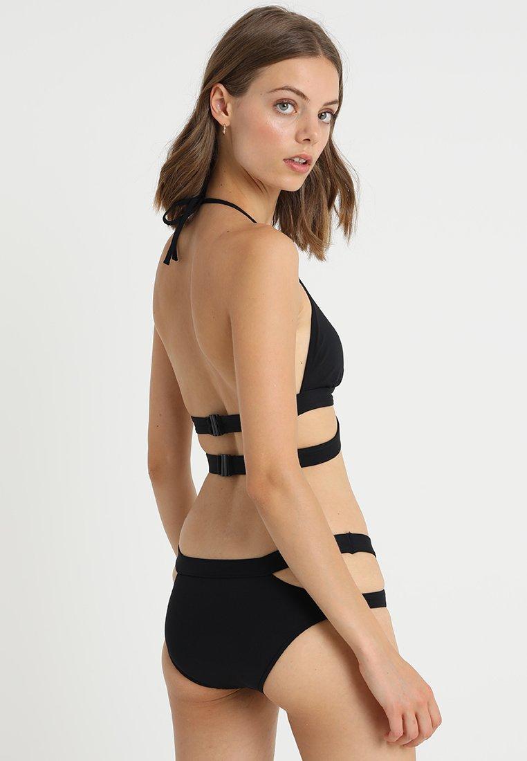 Seafolly ACTIVE HALTER - Góra od bikini - black