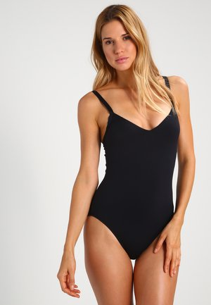 SWEETHEART MAILLOT - Swimsuit - black