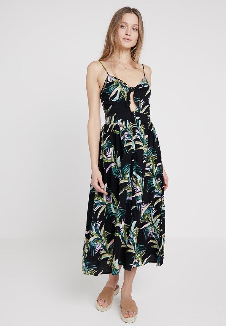 Seafolly - LAS PALMAS DRESS - Strandaccessoire - black