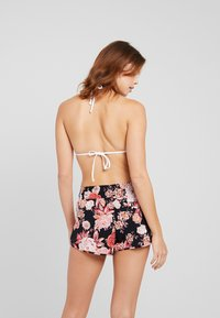 Seafolly - VEDA BLOOMS ACTIVE - Plavky - black - 2