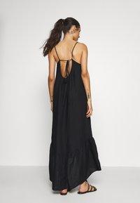Seafolly - ESSENTIALS CAPSULE DRESS OPTION - Beach accessory - black - 2