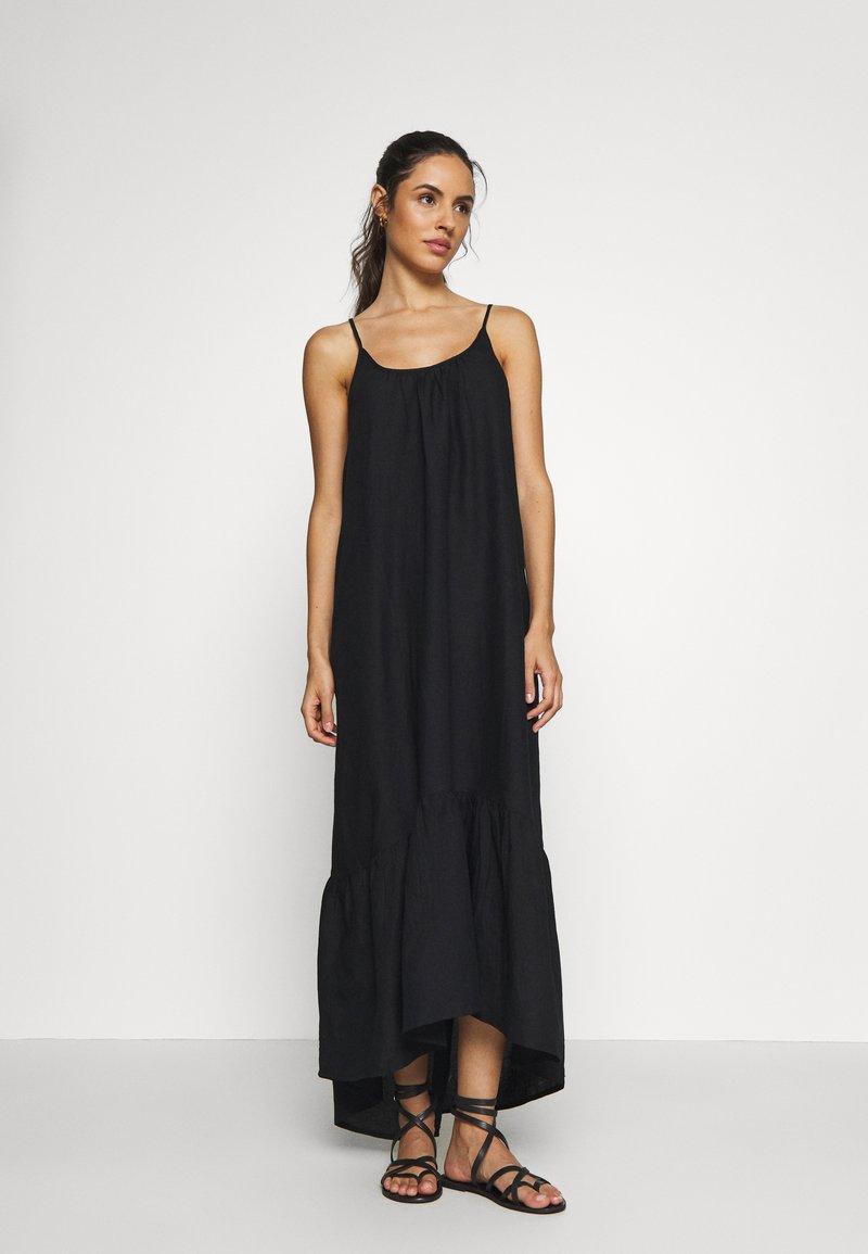 Seafolly - ESSENTIALS CAPSULE DRESS OPTION - Beach accessory - black