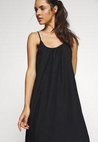 Seafolly - ESSENTIALS CAPSULE DRESS OPTION - Beach accessory - black - 4