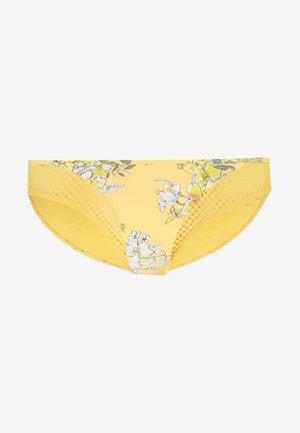 MIDSUMMER HIPSTER - Bikini-Hose - buttercup