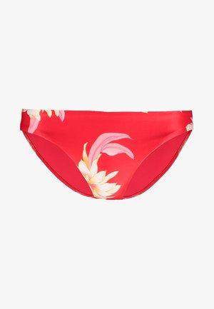 DESERT FLOWER HIPSTER - Bikinibroekje - chilli