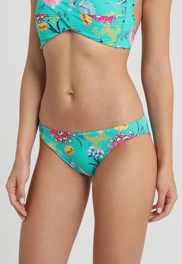 WATER GARDEN SUSTAINABLE HIPSTER - Bikiniunderdel - evergreen