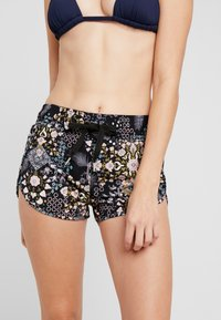 Seafolly - BOARDSHORT - Zwemshorts - black - 0