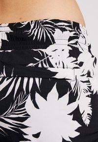 Seafolly - WILD TROPICS - Bikinibroekje - black - 5